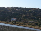 2 bedroom holiday rental static caravan with river view in Silves