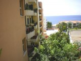 Modern and comfortable seaside self-catering holiday apartment for 4 people located in Funchal city