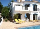 Luxury villa with pool in Dunas Douradas, Central Algarve - (Nine 5 Star Reviews on Owners Direct)