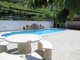 Charming 3 Bedroom Country Villa Apartment with Large Chlorine Free Private Pool Near Moncao